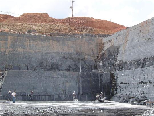Mineria altivo pedras - Cantera de pizarra ...