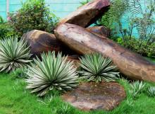 Pedras para jardim