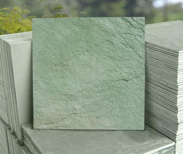 Green Slate Floor Tiles Altivo Pedras
