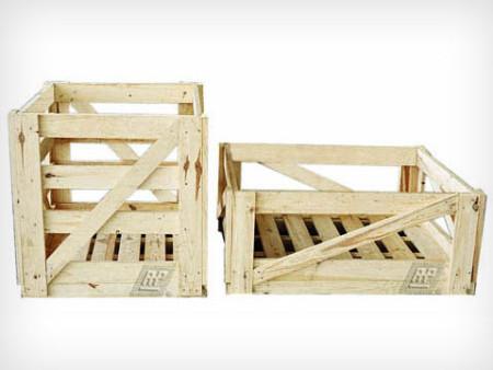 Embalagem para ard�sia (pallets de madeira)