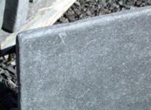 Pedra envelhecida